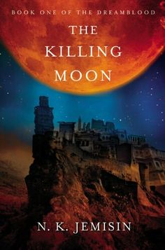 The Killing Moon - NK Jemisin writes the kind of work I wish I could write, were I a fiction writer. This is the first book in the Dreamblood duology, and as with her other work - I have gone back and read it several times already. Mythology mixed with incredible world building.
