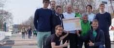 GLS unterstützt Spendenlauf zum Nordkap - http://www.logistik-express.com/gls-unterstuetzt-spendenlauf-zum-nordkap/