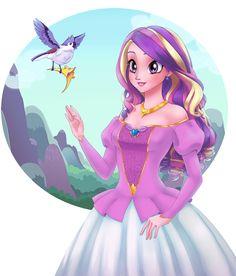 Princess Cadence by LittleRueKitty