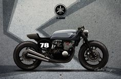xj 600 cafe racer kit - Google 搜尋