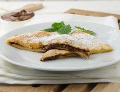Nutella-Palatschinken