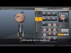 Studio Library - Anim and pose library for Maya