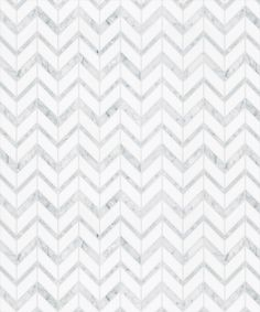 Available at Versatile Inc. | Ares Cold | Carrera Velato & White Thassos | http://www.versatileinc.ca/coll_mosaique_surface.html | #versatileinc #marble #tile #shadesofgrey
