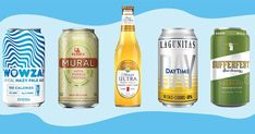 Crack open a cold one without the added calories. Best Low Calorie Beer, Fun Cocktails, Drinks, Cider Tasting, Natural Twists, 100 Calories, Light Beer, Good Ole, Drinking