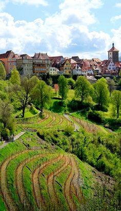 Rothenburg, Germany                                                                                                                                                                                 More