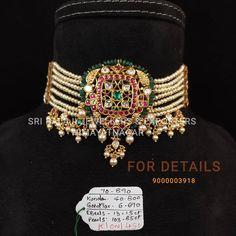 Beaded Jewelry Designs, Bead Jewellery, Gemstone Jewelry, Jewelery, Saree Jewellery, Latest Jewellery, Gold Jewelry Simple, Trendy Jewelry, Fashion Jewelry