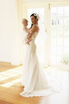 Bride & Baby. Have to get a special one or a few with Mason
