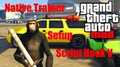 Gta V Native Trainer+Script Hook V Setup Last Version Grand Theft Auto, Gta, Nativity, Script, Trainers, Monster Trucks, Movies, Movie Posters, Tennis