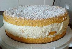 Die weltbeste Käsesahne -Torte Easy Vanilla Cake Recipe, Easy Cake Recipes, German Baking, German Cake, Cake Cookies, I Foods, Cheesecake, Food And Drink, Sweets