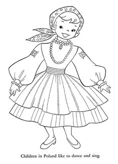 Kids coloring pages on poland Flag Coloring Pages, Coloring Pages For Kids, Adult Coloring, Coloring Books, Kids Coloring, Free Coloring, Coloring Sheets, Kids Around The World, Thinking Day