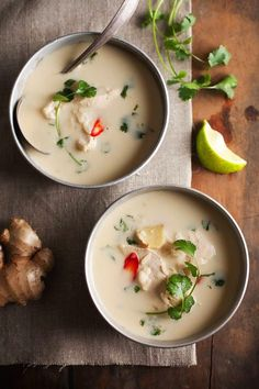 Chicken and Coconut Soup Thai Chicken Coconut and Vegetable Soup Recipe ~ This is so easy to make and is to die for!Thai Chicken Coconut and Vegetable Soup Recipe ~ This is so easy to make and is to die for! Chicken Coconut Soup, Coconut Soup Recipes, Thai Chicken, Wine Recipes, Asian Recipes, Cooking Recipes, Healthy Recipes, Chicken Soup, Thai Recipes