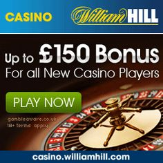 This is one of the giants in the casino sector of UK. This casino offers $150 welcome bonus. You can read the detailed review to find out more.