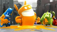 THQ Nordic Kind Of Vaguely Announces DeBlob On PS4 And Xbox One