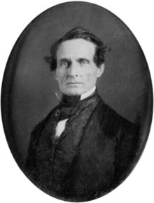 Confederate president Jefferson Davis arrived at Manassas to see Union soldiers fleeing the battlefield