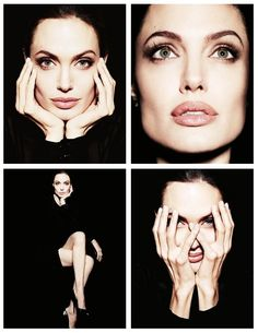 Angelina Jolie, New York Times (14 May, 2013)