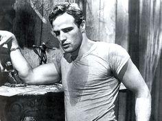 Marlon Brando, dans A streetcar named Desire