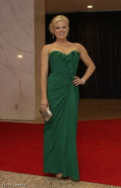 Megan Hilty - updo hairstyle