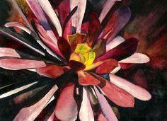 awakening by Judy Burch Awakening, Wild Flowers, Flora, Artist, Paintings, Paint, Painting Art, Plants, Painting