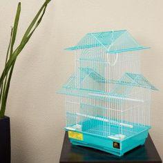 Prevue Pet Shanghai Parakeet Cage - PetSmart