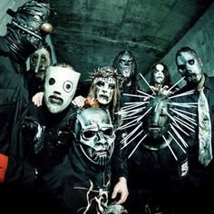 Slipknot- I've lost count on how many times I've had the slipknot experience! Very fortunate to see them all before the loss of Paul Gray. RIP