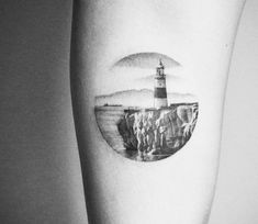Gibraltar tattoo by Amanda Piejak