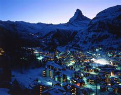The Finest Luxury Ski Resorts In Europe