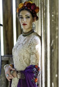 vintage mexican wedding dress inspiration | Wedding dresses from ...