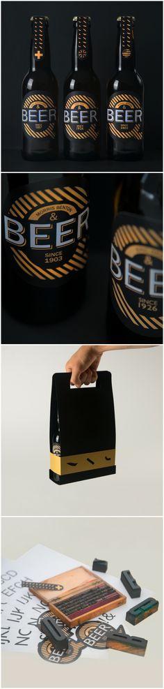 Sans Serif Beer Logo