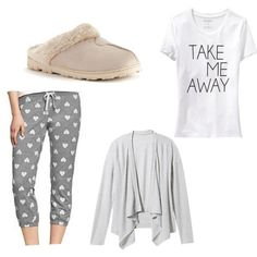 """Loungewear"" by rebecca1182 on Polyvore"