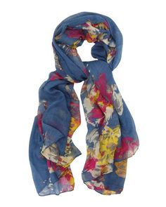 joia floral print scarf.
