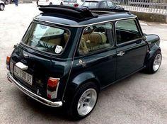 Mini british open classic Mini Cooper S, Mini Cooper Classic, Classic Mini, Classic Cars, Movie 43, John Schneider, Mini Clubman, Mini Countryman, Mini Morris