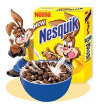 Nesquik Cereal