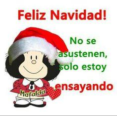 mafalda noel