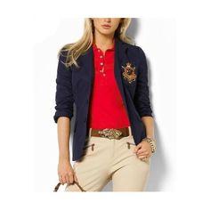 Ralph Lauren polo women jacket