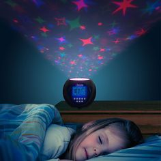 Northwest Stars Projector & Clock with Soothing Lullabies at 50% Savings off Retail!http://vnlink.co/Sj28dwi