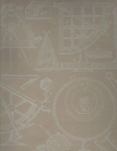 Newton Linen Wallpaper Collection / Colección de papeles pintados Linen Newton. Available in other colours. / Existe en otros colores.
