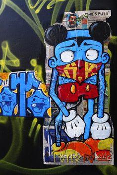 muufi • Ignoto by urbanhearts on Flickr. A través de...