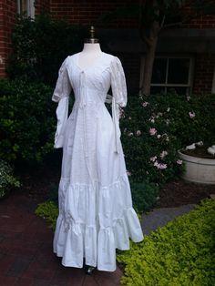 70er Jahre Zigeuner Kleid Gunne Sax Hochzeit von sheandhervintage