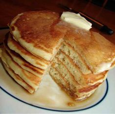 The Best Home Made Pancakes