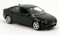 Volvo S40, black , 2003, Model Car, Ready-made, Minichamps 1:43 Volvo: Disclosure: Affiliate link Volvo S40, Diecast Models, Hot Wheels, Corgi, Luxury, Vehicles, Miniatures, Black, Autos