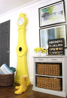 DIY Swedish Mora Clock @ Remodelaholic. | There's no way I could manage to make this out of wood the way the guy in this tute did it - but I bet I can figure out how to do it in cardboard and make it look just as good!