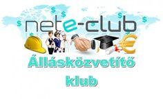 Nete-club állásközvetítő