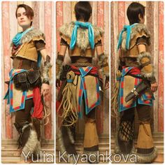 DISCOUNT for XS & S sizes Custom made Aloy Horizon Zero