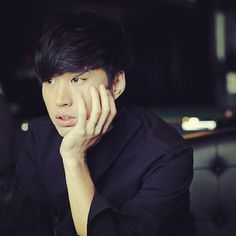 Tablo, he's kind of amazing. Listen to Tomorrow Ft Taeyang. You'll want to hear more for him after that.