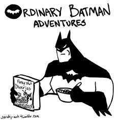 Ordinary Batman