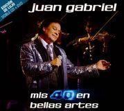Mis 40 en Bellas Artes: En Vivo Desde Bellas Artes, México 2013 [CD/DVD] [CD & DVD]