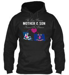 Mother Son - Louisiana North Dakota #Louisiana-NorthDakota