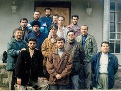 Those Happy Days! Remembering three decades ago when I was working with Broadcast Journalists at State Radio & TV (IRIB NEWS AGENCY) in Tehran Iran. #vtofighi #broadcast #journalist #foroughi #nobaveh #nafisifar #golbaf #honarvaran #ahmadzadeh #hafezi #jabalameli #hemati #izadi #tashakor #rouhani #khameneh #ershad