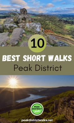 Peak District Walks - BEST Short Routes- Here are 10 wonderful routes to enjoy on a short walk in the Peak District, from waterfall walks to hills and even rocks to climb these short walks are perfect for everyone to enjoy | Peak District walking | Peak District National Park | #peakdistrict #walking #england Landscape Photography Tips, Scenic Photography, Landscape Photos, Aerial Photography, Night Photography, Hiking Europe, Travelling Europe, Traveling, Peak District England