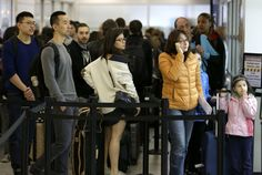 The Single Biggest Mistake You're Making At The Airport Seriously, why are you still doing this?
